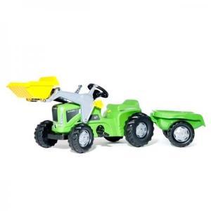 乗用 rolly toys ロリートイズ ロリーキディー FUTURA GREEN 630035