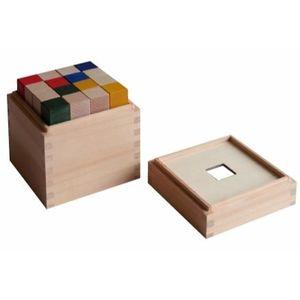 木のおもちゃ 積み木 マストロジェッペットCUBICOLO base(クビコロ/ベース)