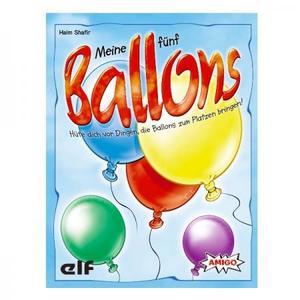 カードゲーム Amigo(アミーゴ)バルーンズ Ballons