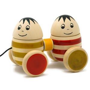 木のおもちゃ フェアトレード マヤ・オーガニック Bobblers(ボブラー)