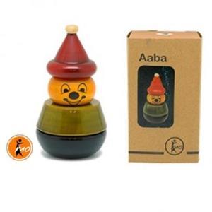 木のおもちゃ フェアトレード インド マヤ・オーガニック Aaba(アバ)