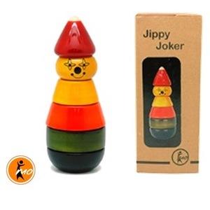 木のおもちゃ マヤ・オーガニック Jippy Joker(ジッピー・ジョーカー)