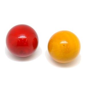 木のおもちゃ フェアトレード マヤ・オーガニック Ball Rattle(ボール・ラトル)
