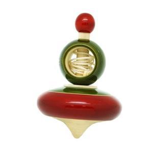 木のおもちゃ フェアトレード マヤ・オーガニック Stringtop(ストリングトップ)