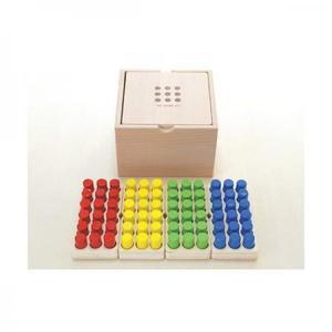 木のおもちゃ ペグ遊び だいわ ペグゲームセット(ベーシック)97911