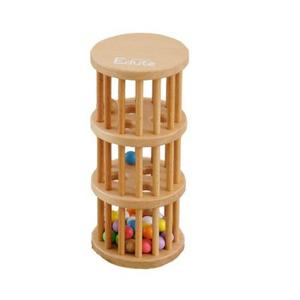 木のおもちゃ 玉おとし エデュテ ラトルTOWAR(タワー) ORG-006