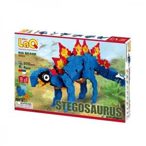ヨシリツ ブロック LaQ ラキュー ダイナソーワールド ステゴサウルス L3140