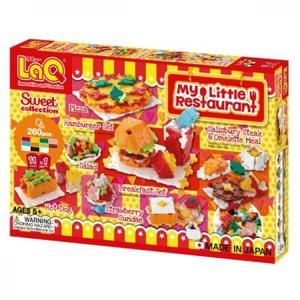 ヨシリツ LaQ ラキュー スイートコレクション マイリトルレストラン L005229
