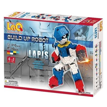 ヨシリツ ブロック LaQ ラキュー ビルドアップロボ ラピス BUR-01